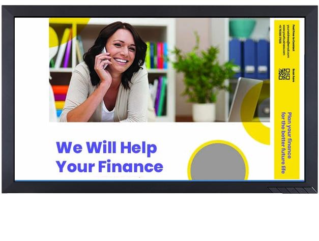giải pháp quản lý màn hình tập trung trong quảng cáo cho ngành tài chính ngân hàng