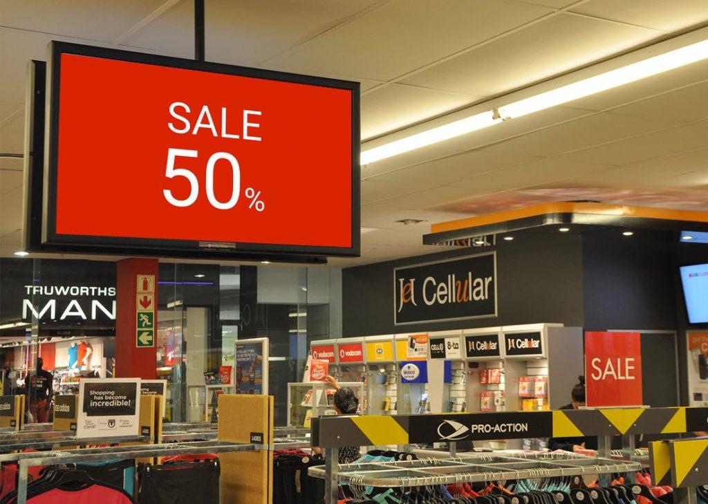 Tính năng báo cáo cho phép các chuỗi bán lẻ có thể đo lường được các chỉ số để tối ưu hoá nội dung quảng cáo